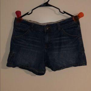 Good Vibes Womens Jean Shorts